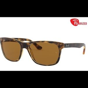 Authentic Ray-Ban Polarized RB4181 - Unisex